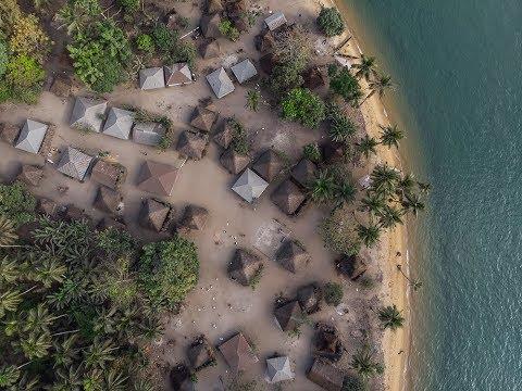 Wereldprimeur! Columbus was here: de Turtle Islands, Sierra Leone