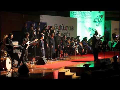 UniKL Choir - Standing In The Eyes of The World ( En. Maizul & Ella)