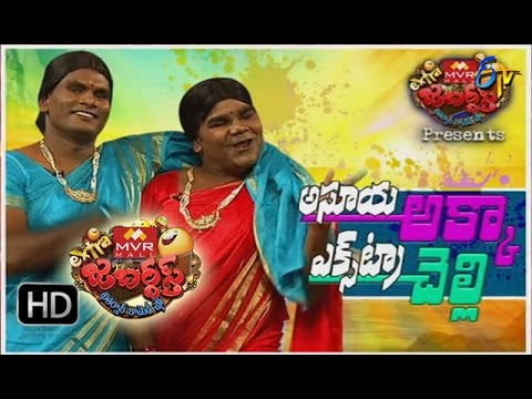 Extra Jabardasth - 2nd September 2016- Full Episode – ETV Telugu