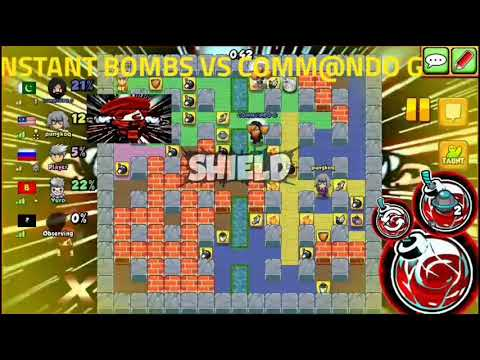 Bomber Friends TAUNTS GIVE BIG BLAST ON SCREEN     Latest Updates 2018