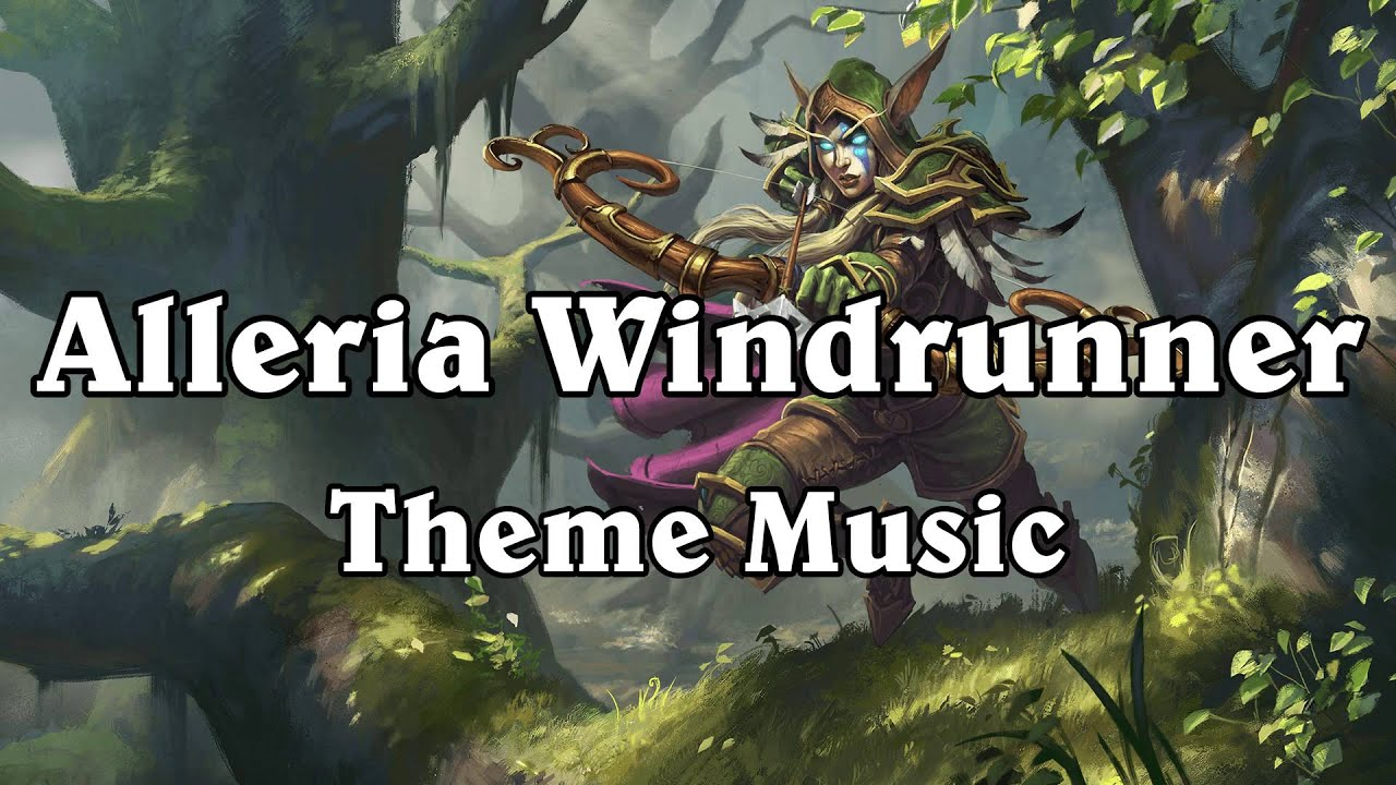 Alleria Windrunner - Background Music