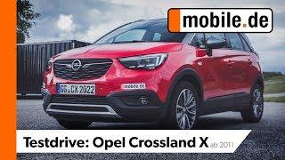Opel Crossland X ab 2017 | mobile.de TestDrive