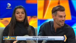 FanArena (08.11.2018) - Naomi vs Ciprian: confruntare uriasa in emisiune! Au iesit scantei! Partea 1