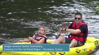 Vacansoleil Tube vacances en camping Iris Parc Le Grand Dague en Dordogne, France