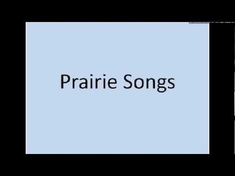 Prairie Songs