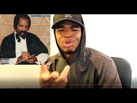 Drake - Ice Melts feat  Young Thug   More Life   Reaction