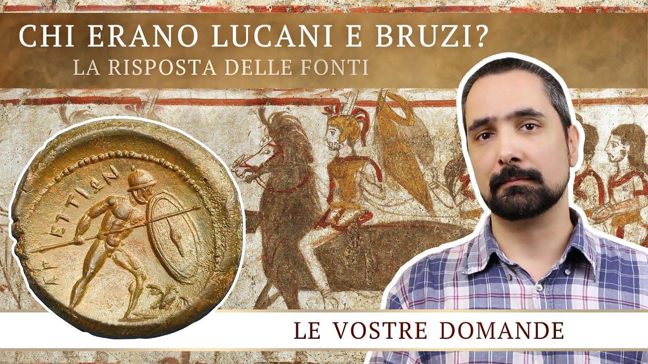 Download Chi erano Lucani e Bruzi?