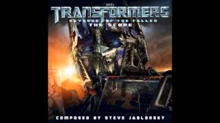 The Fallen's Arrival (First Attempt) - Transformers: Revenge of the Fallen: The Expanded Score