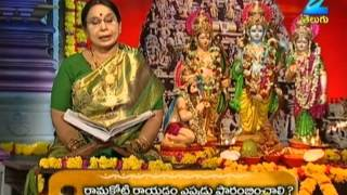 Gopuram - Watch Full Episode 1025 of 14th April 2013