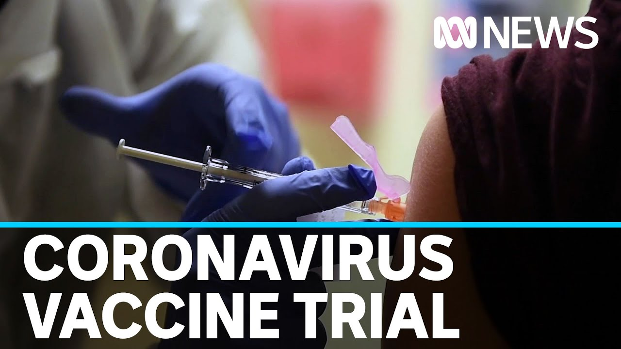 Could this be a coronavirus vaccine? Trials begin in the US | ABC News thumbnail