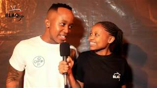 Junior de rocka live @ukzn & he talked about his single with mtee