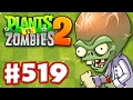 Plants Vs Zombies 2 Gameplay Walkthrough Part 519 The Hardest Zomboss Fight Ever IOS mp3