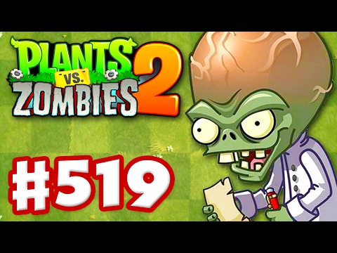 Plants vs. Zombies 2 - Gameplay Walkthrough Part 519 - The Hardest Zomboss Fight Ever! (iOS)