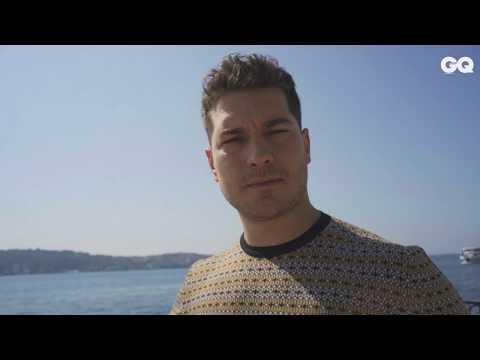 Çagatay Ulusoy: GQ Middle East's Television Star Award Winner