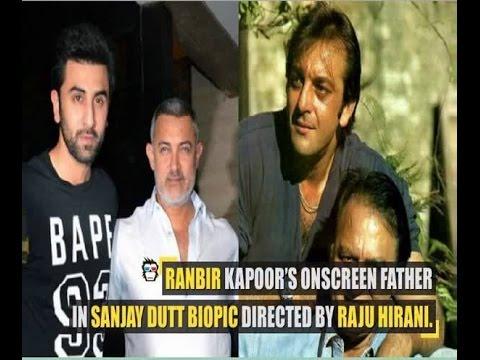 Aamir Khan to play Ranbir Kapoor's onscreen father in Sanjay Dutt biopic