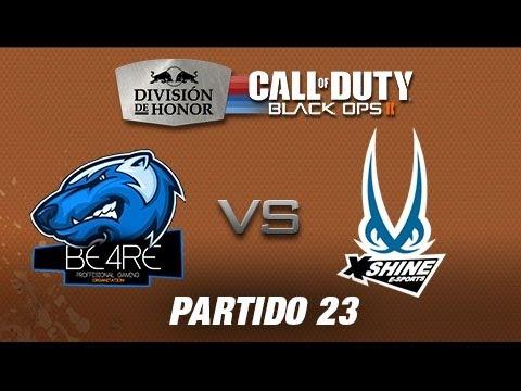 BE4RE vs xShine - #CODHonor División de Honor de Black Ops II Partido 23