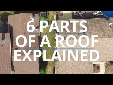 6 Parts Of A Roof Explained Fascia Soffit Flashing