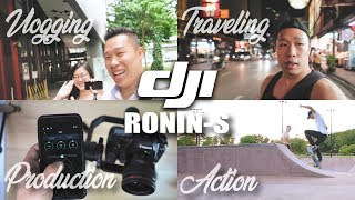 A Review of the DJI Ronin-S | Tech Stuff Eps 3