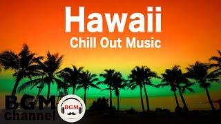 Relaxing Tropical beach & Hawaiian Guitar Music - Chill Out Cafe Music