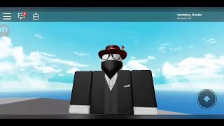 ROBLOX Gameplay natural disaster Survival 1 #