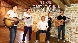 HIRU SOINU - Gaztetasuna