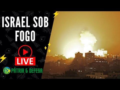 Israel Sob Fogo