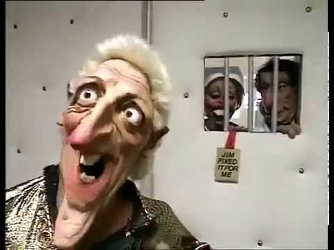 Spitting Image - Jimmy Savile Sectioned For Charity - EscapeClip S10E02