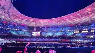 Download Lagu 170830 Closing Ceremony 29th SEA Games 2017 | Ella - Standing In The Eyes Of The World mp3