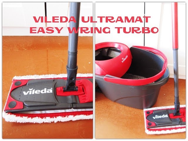#unbox - VILEDA ULTRAMAT EASY WRING TURBO / Vegan Pipiras