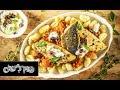 האיטלקית של אדוני: דג צרוב עם ניוקי