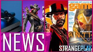PS4'S BRICKING, FORTNITE SUING CHEATERS, TAKE TWO HATE INDIES, GAMESTM SHUTS DOWN - NEWS RECAP