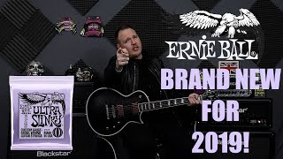 Ernie Ball Ultra Slinky Review || WHAT'S NEW?