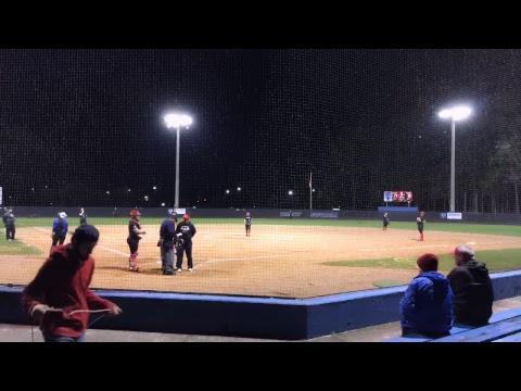 tbc-eagles-softball-vs.-davis-and-elkins,-game-2