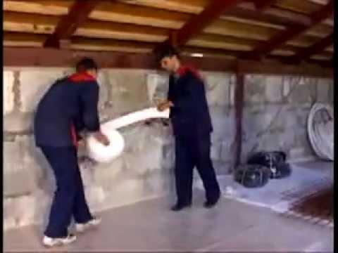 видео: Монтаж теплого водяного пола. Подробная инструкция