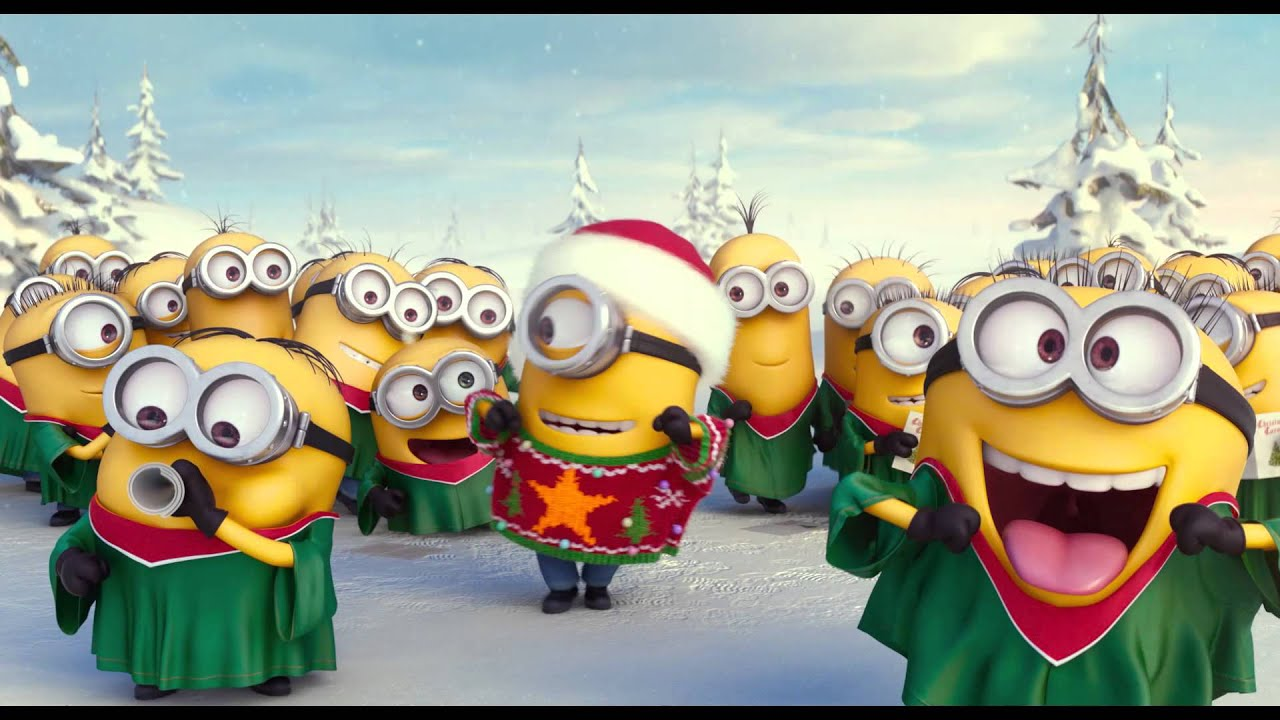 Funny Minion Merry Christmas Wallpapers Sayings: Bom Natal & Feliz Ano Novo (Portugal)