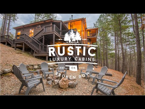 Cabins in Broken Bow & Beavers Bend | Rustic Mt Lodge ...