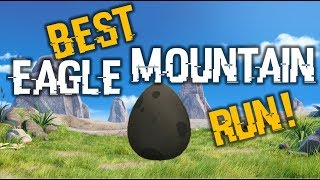 Best Eagle Mountain Run In A While!!! | Angry Birds Evolution