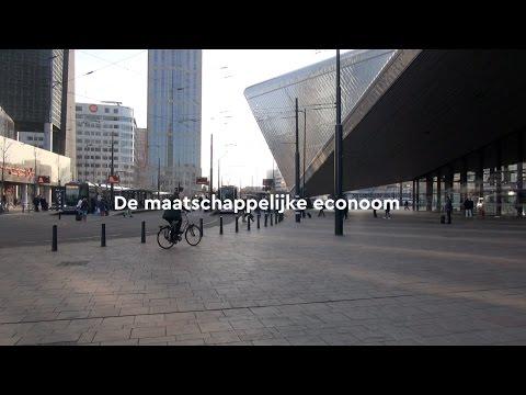 Rethinking Economics NL presenteert: De maatschappelijke econoom