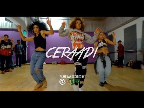 CERAADI  We In Here  Michele Soulchild Class Choreography