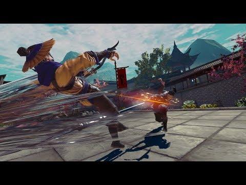 Meteor butterfly sword first look trailer+ gameplay dev youtube.