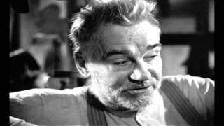El Tesoro de Sierra Madre(1948) - Humphrey Bogart & Walter Huston