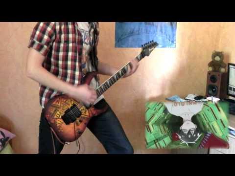 【TAB】ブラッドラッド May'n - ViViD (Blood Lad OP Guitar Cover)