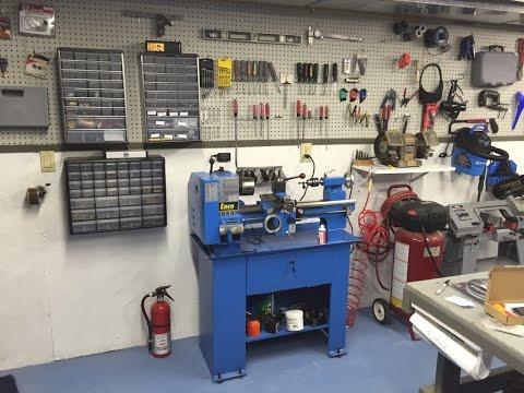 Starting A Machine Shop