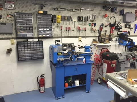 Starting A Machine Shop