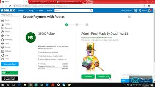 how to get free robux in roblox!!! rogor vishovot upaso robuxebi robloxshi