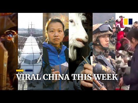 Viral China this