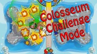 BTD Battles - BFB Colosseum Challenge