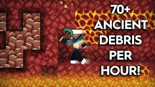 Minecraft - 2 Easy Ways to Find Ancient Debris/Netherite