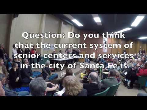 Santa Fe Mayoral Forum Part 7