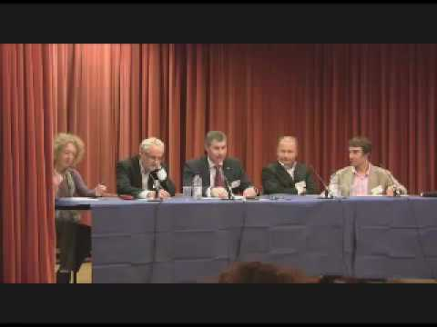 Climate Change Question Time - Royal Meteorological Society Pt 1